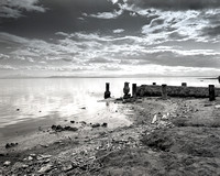 """Bombay Beach"" 4x5 Film"