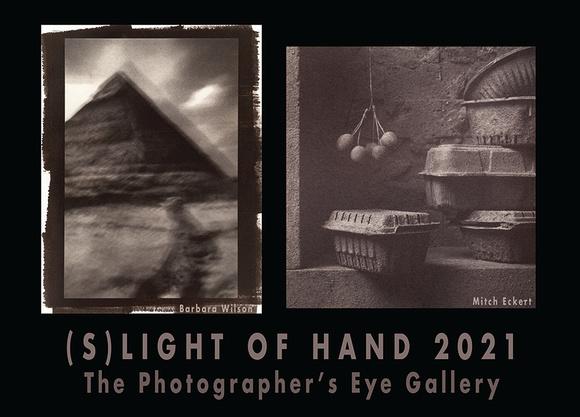 sLight of Hand 2021 Juror's Talk