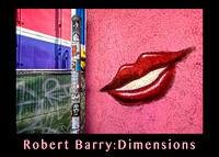 ROBERT BARRY: Dimensions
